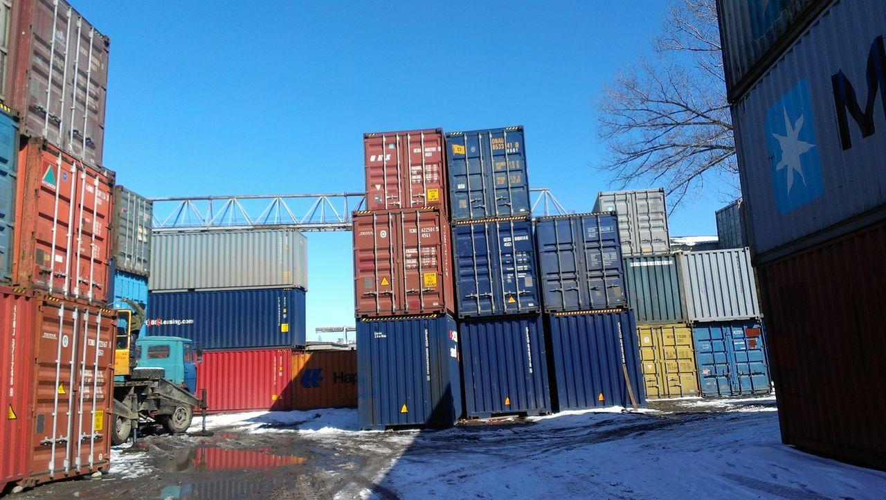 Choisir un container maritime containersoccasionprix for Prix de container